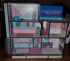 LOL Dollhouse for Sale in Joliet, IL