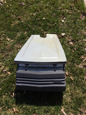 Craftsman riding lawn mower hood for Sale in Cleveland, OH
