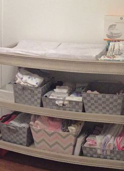 Restoration Hardware Baby Changing Table for Sale in Fort Lauderdale,  FL
