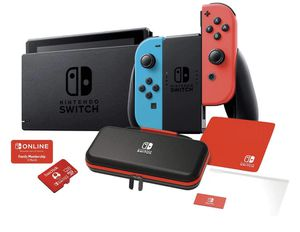 Brand new model of Nintendo switch bundle for Sale in Duluth, GA