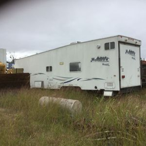 Toy hauler travel trailer for Sale in Victoria, TX