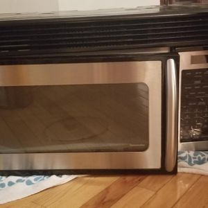 Stainless Steel Microwave $30 for Sale in Woodbridge, VA