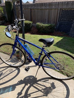 Men's dodgers blue edition 10 speed swhinn for Sale in Clovis, CA