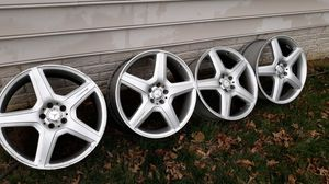 20INCH MERCEDES AMG RIMS for Sale in Fort Washington, MD