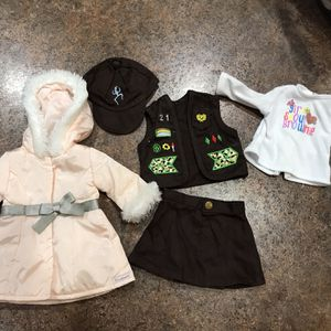 Clothes That Fits American Girl Dolls for Sale in Gig Harbor, WA