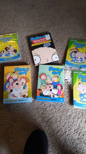 Family guy DVDs for Sale in Raleigh, NC