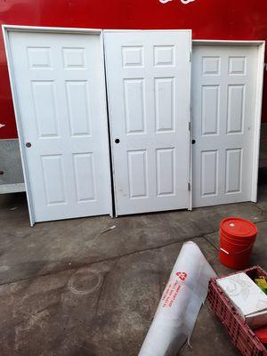 """36"""" prehung interior doors for Sale in Newark, CA"""