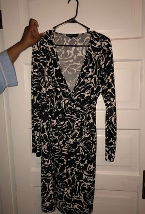 Black and White Dress (sz L) for Sale in St. Louis, MO