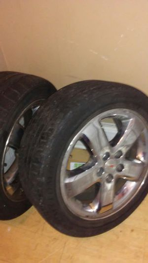 16 inch chrome rims for Sale in St. Louis, MO