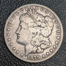 1878CC Morgan Silver Dollar! FREE SHIPPING! for Sale in Olney,  MD