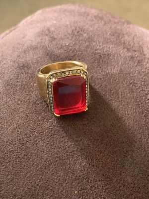 Ruby Ring for Sale in Owings Mills, MD
