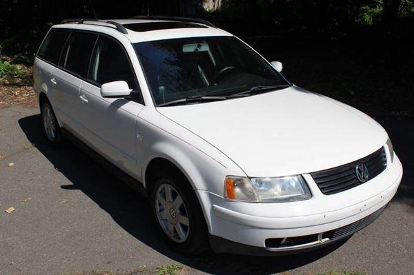 2000 Volkswagen Passat Wagon