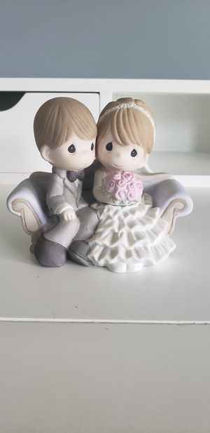 Precious Moments Wedding Couple for Sale in Sidney, OH