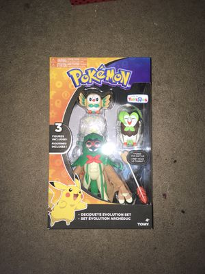 Pokémon Collectable Toy Figures for Sale in Sacramento, CA