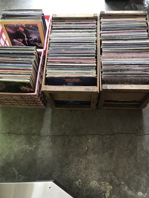 Record Collection (~400 records) for Sale in Kirkland, WA