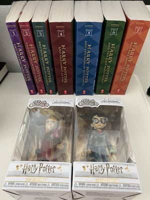 Harry Potter book collection and collectibles for Sale in Wesley Chapel, FL