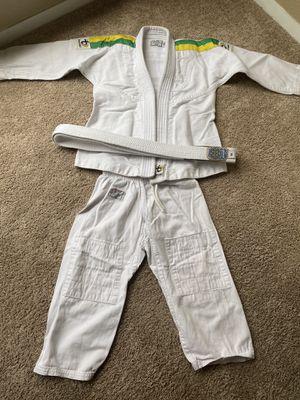 Kids Brazilian JIUJITSU uniform 🥋 for Sale in Houston, TX