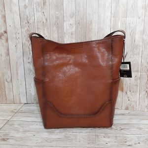 Frye leather hobo for Sale in Peoria, AZ