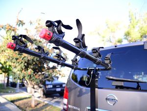Allen Deluxe Four Bike Hitch Mounted Car Rack for Sale in Fairfax, VA