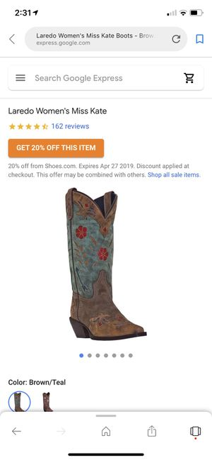 Women's boots for Sale in Seffner, FL