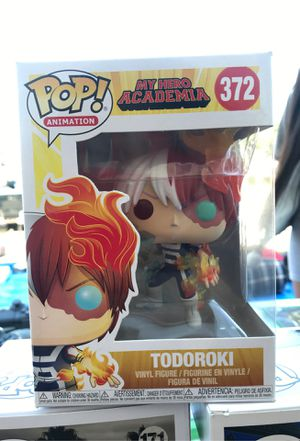 TODOROKI funko pop for Sale in San Jose, CA