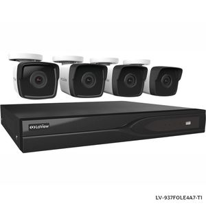 LaView 8-Channel 5 MP Extreme HDD Surveillance DVR System for Sale in Dallas, TX