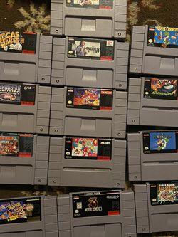 Super Nintendo for Sale in Snohomish,  WA