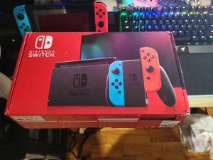 Nintendo switch bundle V2 for Sale in Washington, DC
