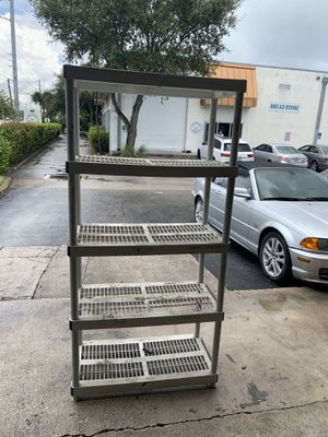 Plastic shelf for Sale in Delray Beach, FL