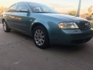 1999 Audi A6 fully loaded leather interior for Sale in Tempe, AZ