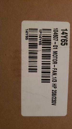 1/3HP, 208/230V, MOTOR for Sale in San Antonio, TX
