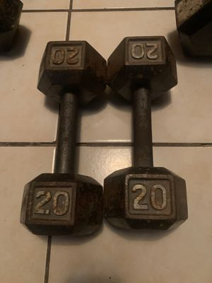 Dumbbells for Sale in Brownsville, TX