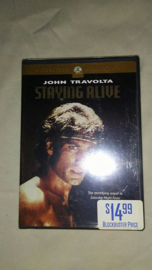 Staying alive DVD for Sale in Nashville, TN