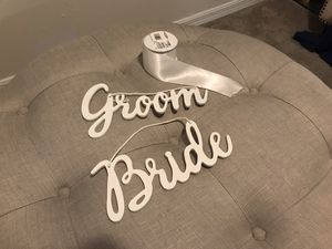 Wedding supplies/decorations for Sale in Tampa, FL