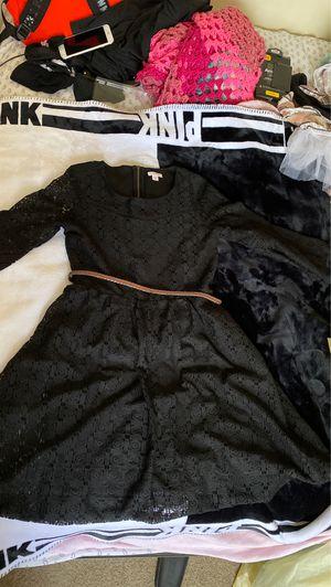 Black knee high dress for Sale in Philadelphia, PA