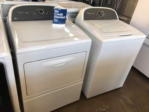 Washer and dryer 💦💦 for Sale in Montebello, CA