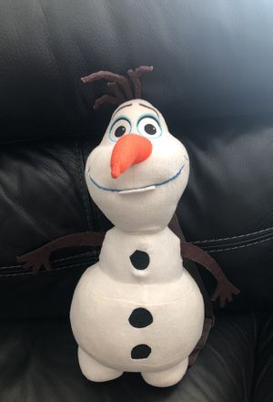 Olaf back pack for kids for Sale in Miami, FL