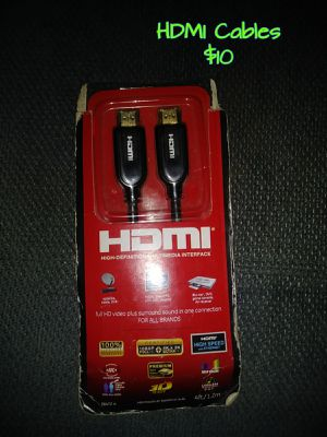 HDMI Cable for Sale in Moundsville, WV