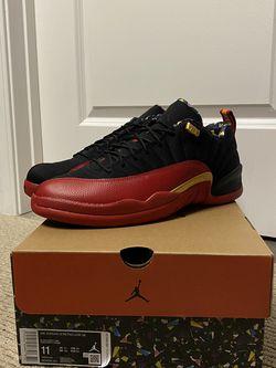 Jordan 12 Low Super Bowl Size 11 for Sale in Chicago,  IL