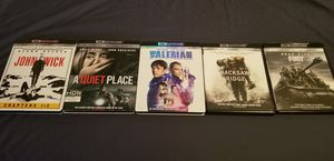 Lot of Blu-ray movies for Sale in Dover, FL