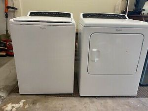 Used whirlpool Cabrio Washer and Dryer for Sale in Albuquerque, NM