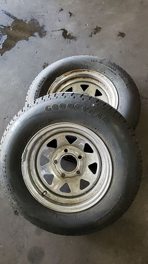 Trailer tires ST175/80R13 for Sale in Garden Grove, CA