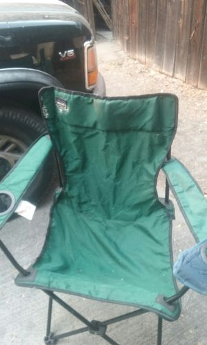 Pop up camping chAirs for Sale in Grants Pass, OR