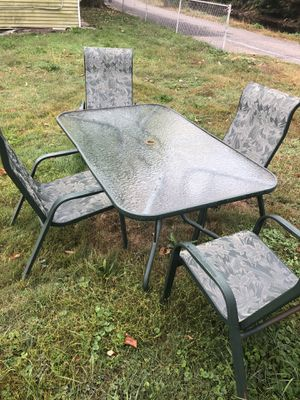 Patio furniture for Sale in Trenton, NJ