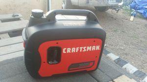Craftsman 3000i generator for Sale in Odessa, TX