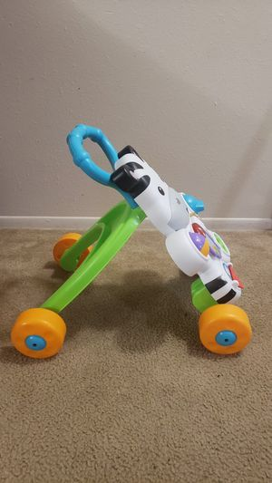 Fisher-Price Learn with Me Zebra Walker for Sale in Kalamazoo, MI