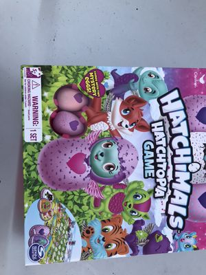Hatchimals game with mystery eggs for Sale in Kissimmee, FL