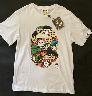 Bape x Dragon Ball (Fits Medium) Shirt for Sale in Dallas, TX