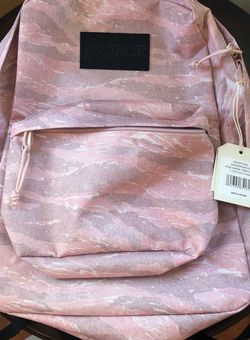 New Jansport Pink Camo School Backpack for Sale in San Diego,  CA