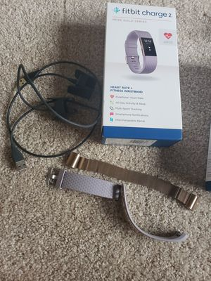 Fitbit Charge 2 for Sale in Oswego, IL